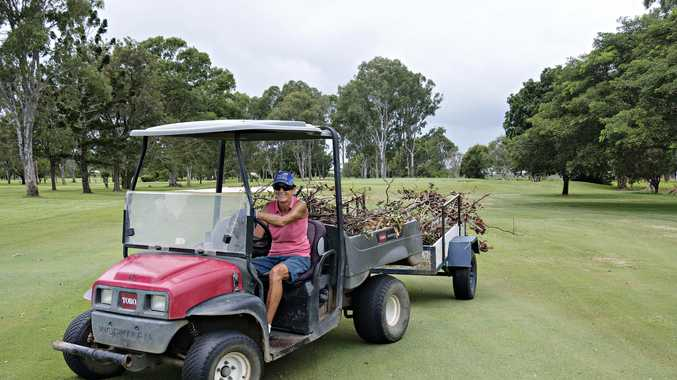 Why this volunteer can't get enough of Bundy golf course