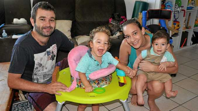 Yeppoon parents' desperate bid to give son, 2, a better life