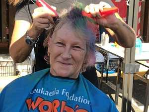 Big heart of the Reef, rallies for Leukaemia Foundation