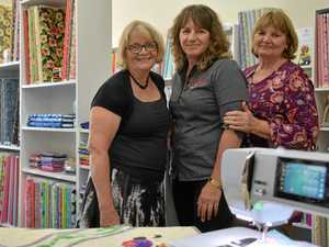 Sewing haven reopens in more convenient place