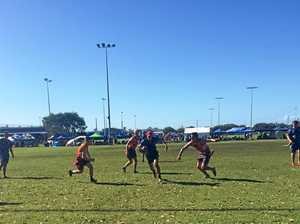 Stanthorpe Oztag boys win respect