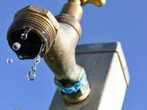 Outrage as water costs fail to downsize