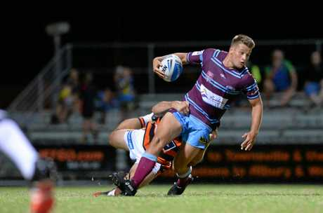 Zeik Foster will move back to fullback for Saturday night's clash with the Mackay Cutters.