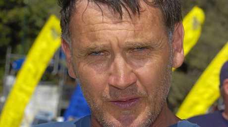 Four-times Australian surf titleholder Wayne Lynch.