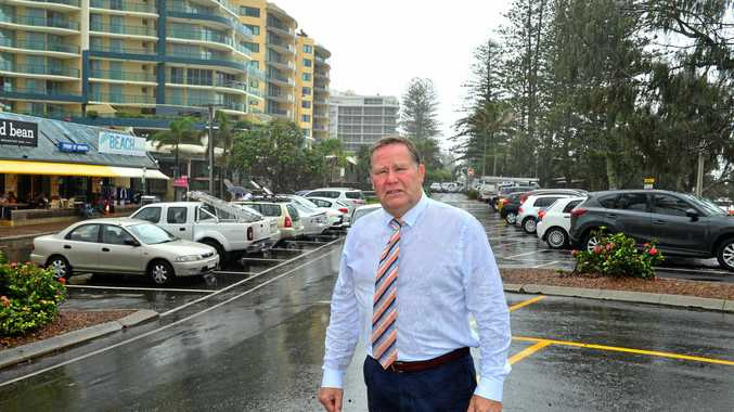 After voting against approval of the Abacus redevelopment proposal for the Brisbane Rd carpark site in Mooloolaba, Cr Greg Rogerson spoke out, describing it as a bad deal for ratepayers.