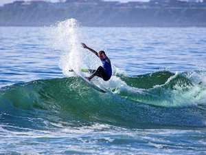 Best young surfers are on their way