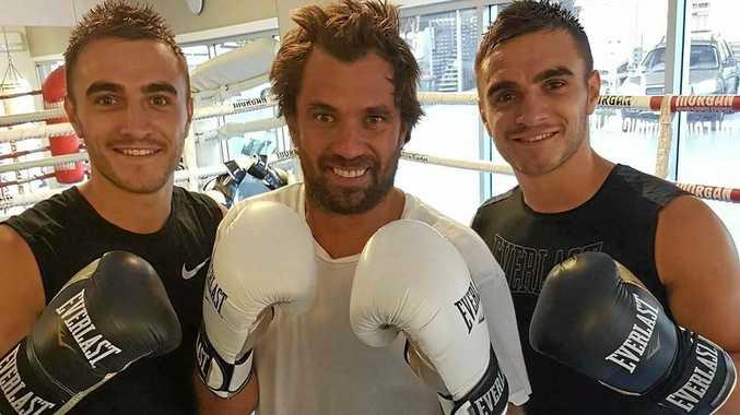 Big wave surfer Dean 'Dingo' Morrison to make boxing debut