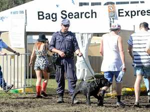 Festival gate-crashers drive up crime in the Tweed