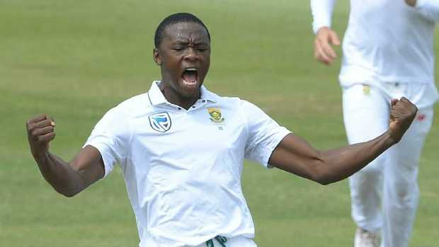 Kagiso Rabada has been cleared to play the third Test - surprising