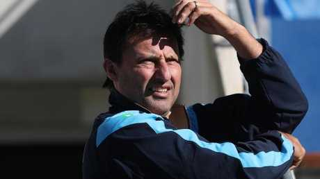 Laurie Daley has been suggested as a possible coach of a NSW country team. Picture: Brett Costello