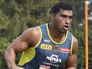 Pangai Jr keen to be a Bronco for life