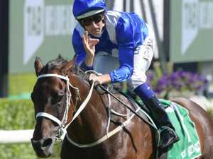 Winx will chase another Group 1 win in the George Ryder Stakes on Saturday. Picture: Simon Bullard