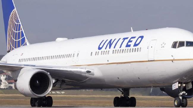 A United Airlines flight from Honolulu to San Francisco was forced to make an emergency landing. Picture: File