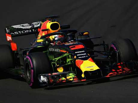 Red Bull's Daniel Ricciardo and Max Verstappen will be tough to beat.