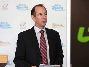 Racing Queensland boss resigns