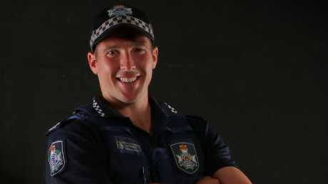 Policeman Feldman has taken leave without pay this season to play for Queensland.