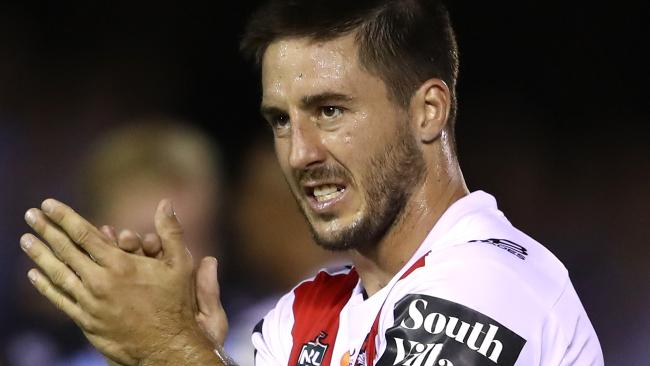 Ben Hunt has started well for the Dragons.