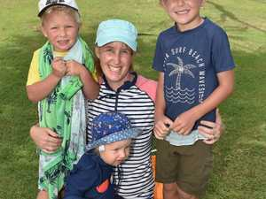 HOLIDAY SOCIALS: Out and about at Kings Beach are