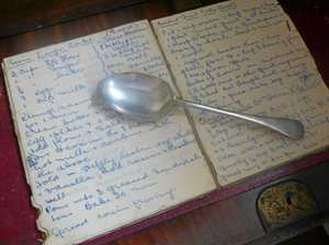Heirloom found: Recipe book discovered in Tweed op shop
