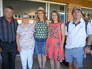 Volunteer recognised for contribution to cricket