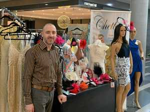 Designer back in Mackay after Paris haute couture venture