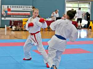 Imogen's Olympic karate dream