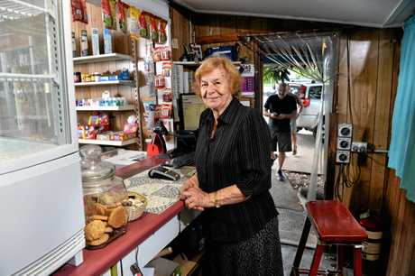 Lela Nicolaides from the Blackstone corner store is retiring after 34 years behind the counter.