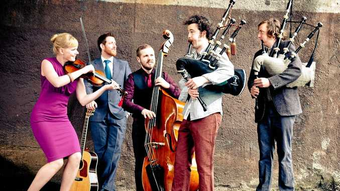 Award-winning Scottish folk outfit Breabach is touring Australia and bringing their electrifying sounds to the Eatonsville Hall in April.