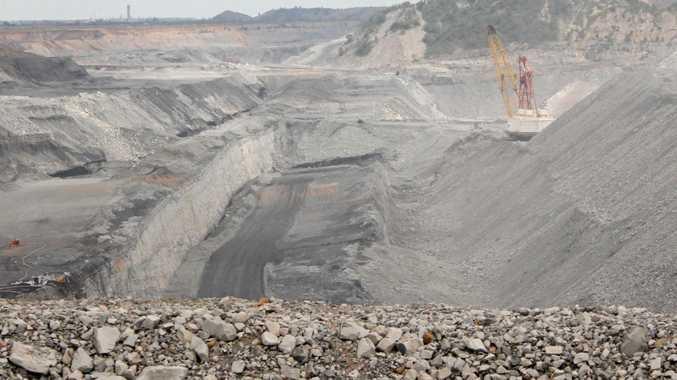 Rolleston Coal mine is still on the market.