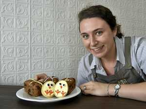 Toowoomba cafe puts delicious twist on Easter favourite