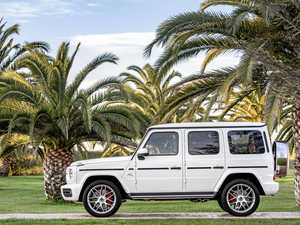 Luxury-lined new AMG G-Class to top $250,000