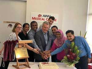 Medical centre expands