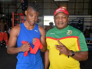 Golden hopes for boxers from Cameroon
