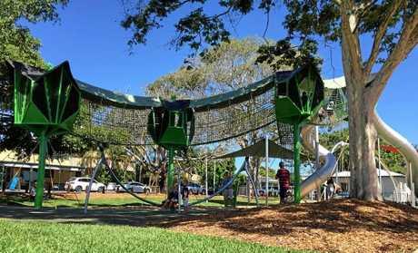 Alf Larson Park, Miriam Vale.