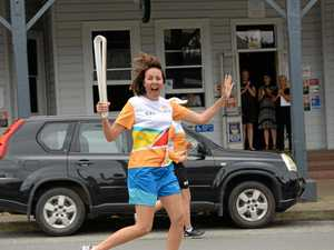 FREE BREAKFAST, ROAD CLOSURES: Baton relay arrives today