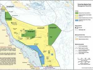New zones cut protected areas