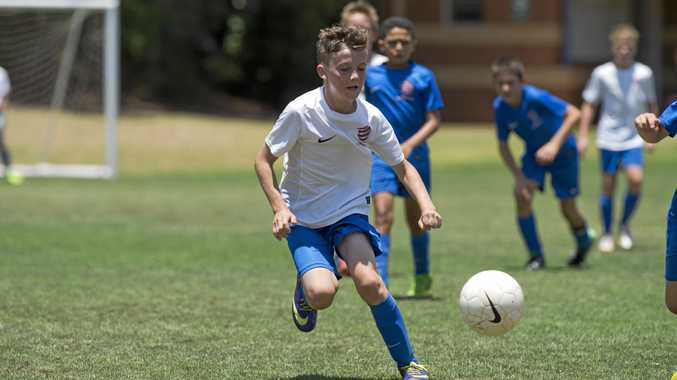 Most of the best young footballers in the Northern NSW zone will be in Coffs Harbour this weekend for the Telstra Skill Acquisition Program (SAP) Country Gala Day.