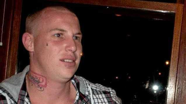 CALLOUS: Shaun Sielaff was sentenced to four years' jail for burglary.