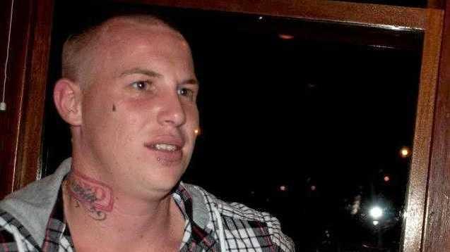 CALLOUS: Shaun Sielaff was sentenced to four years' jail for burglary.