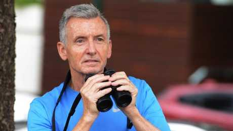 Legendary sports broadcaster Bruce McAvaney rates Winx in elite company. Picture: AAP