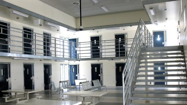 A new high security cell block at the Southern Queensland Correctional Centre. Picture: Geoff Egan/The Queensland Times