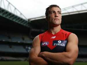AFL teams: Danger, Dees skipper out