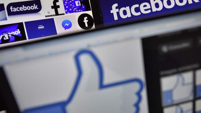 Facebook users only have themselves to blame if politicians use their public posts, an Australian senator says, as Mark Zuckerberg breaks his silence on the data mining scandal. Picture: AFP/ Loic Venance