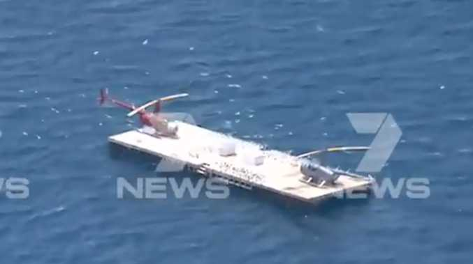 More details revealed about helicopter crash passengers