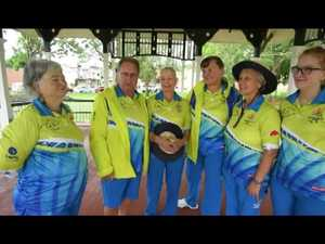 Gympie volunteers head to the Games
