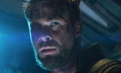 Avengers: Infinity War will be Chris Hemsworth's sixth Marvel movie, not counting cameos.