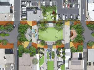 Kingaroy CBD Streetscape