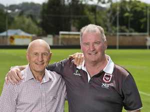 Former players get behind NRL game