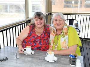 Decks on Mary Gympie Karen Hull and Dolly Jensen.