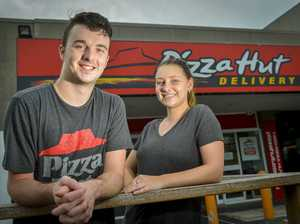 IT'S BACK: Pizza Hut returns after brief hiatus